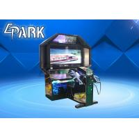 China Coin Operated Gun Arcade Machine 2 Player Operation Ghost game machine on sale