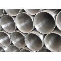 Buy cheap Custom Length Stainless Steel Pipe Smooth Delicate Surface JIS G3459 Standard product