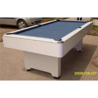 Buy cheap 7' white Billiard table product