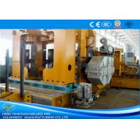 Buy cheap Heavy Duty Welding Pipe Machine Automatic For Low Carbon Steel Max 25.4mm Thick product