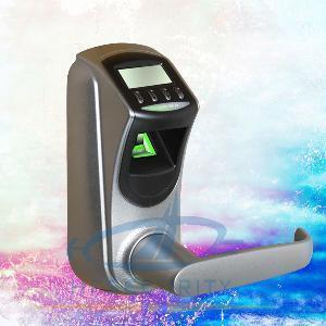 Buy cheap OLED Fingerprint Door Lock with DIY Handle (HF-LA601) product