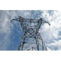 Buy cheap Customized Electricity Transmission Towers Electric Power Towers  45M product