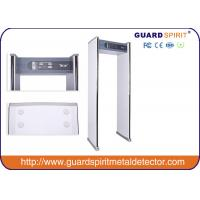 Buy cheap 700 Mm Width Channel Walk Through X Ray Machine , Pass Through Metal Detector Safety product
