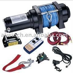 Buy cheap Treuil portatif 3500lbs d'ATV product