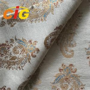 China 100% Polyester Jacquard Sofa / Curtain Fabric  Home Decor Fabrics Width 295cm on sale