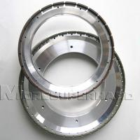 Buy cheap Back Grinding Wheels for Silicon Wafer,Diamond Backgrinding Wheel product