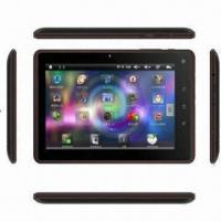 Buy cheap 7-inch Capacitive LCD Screen, Android 4.0, Supports Wi-Fi product