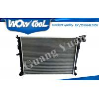 Buy cheap CAR Brazing Water Cooled Hyundai Car Radiator For KIA FORTE Sealed Type Structure product