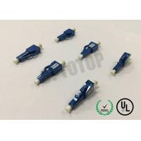 Buy cheap LC UPC Polish High Return Loss Fiber Optic Attenuator Low back refection , insertion loss product