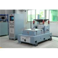 Buy cheap Vertical And Horizontal Slip Table Vibration Test System with ISTA MIL-STD Standard from wholesalers