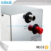 China 7.5kw Automatic Sauna Steam Generator With Automatic Pressure Relief Valve wholesale