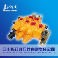 Buy cheap ZS1 series engineering machinery,crane machinery hydraulic flow control Hydraulic valve product