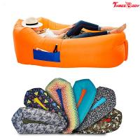 Buy cheap Inflatable Outdoor Lounge Sofa Hammock Air Sofa And Pool Float Ships Fast product