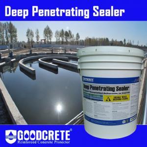 Buy cheap Deep Penetrating Sealer, liquid crystalline waterproofing, permanent concrete waterproofing from wholesalers