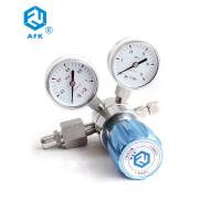 Buy cheap 4000PSI N2o High Pressure Propane Regulator Single Stage CE Certification product