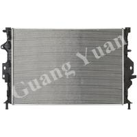 Quality Water Cooled Cross Flow Aluminium Ford Focus Radiator ST L4 2.0L DPI 13352 for sale