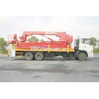 Buy cheap HSA Specialized Under Inspection Bridge Access Equipment Truck With Bucket / Basket product
