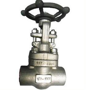 Buy cheap Rising Stem BB Carbon SteelGate Valve F304 F316 BS 5352 ASME B16.34 product