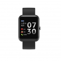 Buy cheap Men's and Women's Fitness Heart Rates Tracker smart watch S20 IP68 waterproof with CE FCC ROhs certificated product