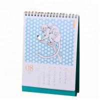 China Photo Frame Custom Photo Perpetual Calendar With Full Color Printing on sale