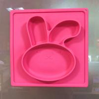 Buy cheap High Quality Silicone Suction Plate Baby Plate Mat Non Slip Placemats For Toddlers product