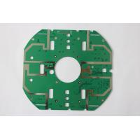 Buy cheap RoHS Double Copper Multilayer Custom PCB Boards With Green Solder Mask product