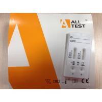 Buy cheap Easy to Use Multi-Drug Rapid Test Cassette To Detect Saliva with CE Certificate product