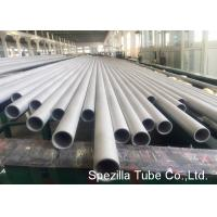 Buy cheap TP304 Solution Annealed Seamless Stainless Steel Tube  ASME SA213 3/4