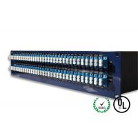 Buy cheap ROHS Duplex Fibre Optic Coupler LC / UPC For FTTH Optical Network product