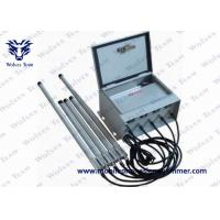 Buy cheap 350W Up To Six Bands OEM High Power Waterproof Mobile Phone Signal Prison Jammer product