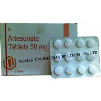 China Artesunate 50mg Medical Tablets For treatment of cerebral malaria and all kinds of critical malaria wholesale