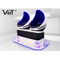 Buy cheap Space Capsure Design 9D VR Cinema With 5 Special Effects For Amusement Park product