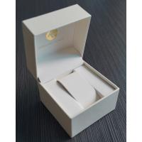 Buy cheap Wholesale Luxury Leather Single Watch Gift Box Packaging product