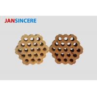 Buy cheap High Temperature Refractory Fire Bricks Good Erosion And Heat Resistance product