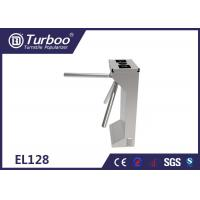 Buy cheap Drop Arm Optical Barrier Turnstiles Tripod Security Gates For University Dormitory product