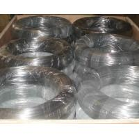 Buy cheap Low Carbon Mild Steel Galvanized Iron Wire Binding For Meshes / Spring Wire product