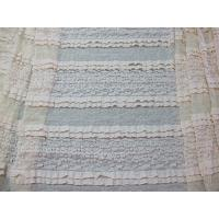 Buy cheap Multilayer Bridal Stretch Lace Trim Fabric Eco Friendly 50''- 52'' CY-LW0182 product