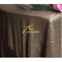Buy cheap Flexibility Metal sequin cloth for home decorative product