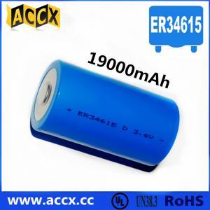 Buy cheap ER34615 3.6V 19000mAh product