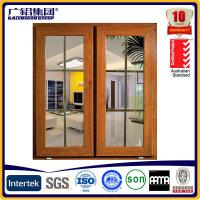 Buy cheap Australia style awning glass aluminium windows product