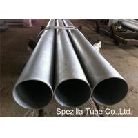 Buy cheap Custom Seamless Heavy Wall stainless steel tube pipe  ASTM A312 TP316L Corrosion Resistance product
