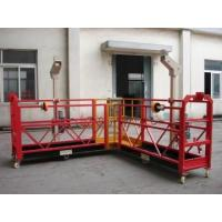 Buy cheap Durable Electric Window Cleaning Platform Corrosion resistance for installation billboard product