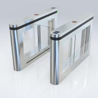 Buy cheap Office Entrance Guard SS304 1m Detection Safety Gate product