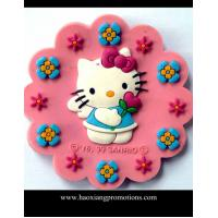 Buy cheap Factory price-good quanlity cheaper paper fridge magnet / paper magnet for decoration product