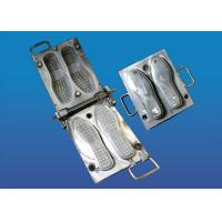 China Iron Material Rubber Sole Mold OEM Available Composed With Two Parts on sale