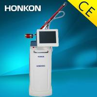 Buy cheap Professional 10600nm RF Tube Co2 Fractional Laser Machine , Co2 Fractional Laser Resurfacing Device product