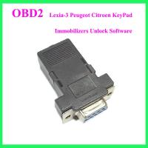 China Lexia-3 Peugeot Citroen KeyPad Immobilizers Unlock Software on sale