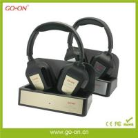 Buy cheap Best wireless headset for TV,DVD,Computer product