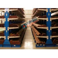 Durable Double Sided Cantilever Rack Galvanized Warehouse Racking Shelves