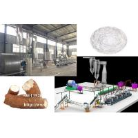 Buy cheap Tapioca starch production machine for slae/ high starch extraction rate tapioca starch production process technology product